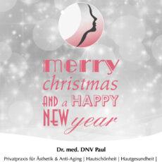 Schöne Weihnachten & gesundes neues Jahr 2021!